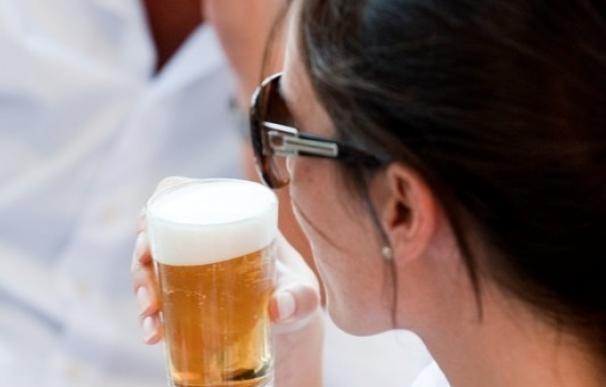 Las mujeres riojanas, entre las que más bebidas alcohólicas toman