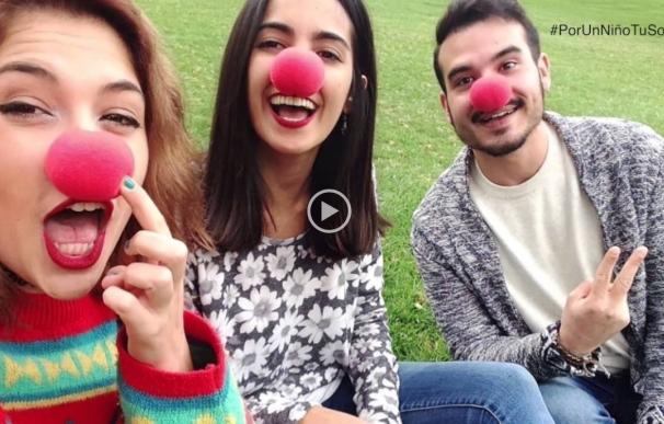 #PorUnNiñoTuSonrisa presenta el video de la campaña que pretende recaudar fondos para 'El Árbol de la vida'