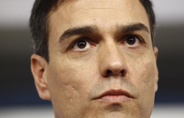 """Pedro Sánchez pide """"unidad y confianza"""" a su partido en las próximas semanas para ganar al PP el 26 de junio"""