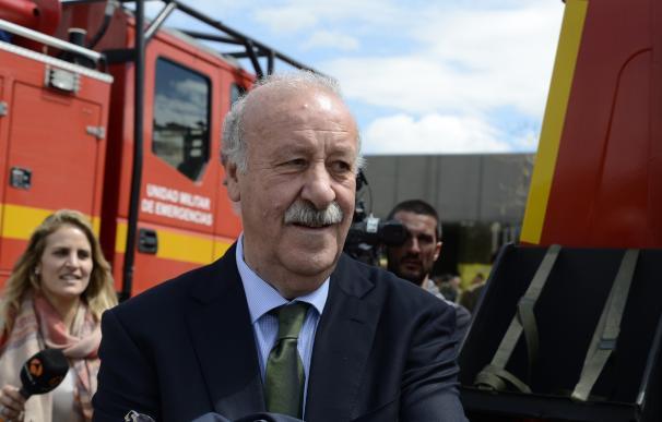 Vicente del Bosque sorprende este domingo a una vecina de La Guardia (Jaén) en 'Este es mi pueblo', de Canal Sur TV