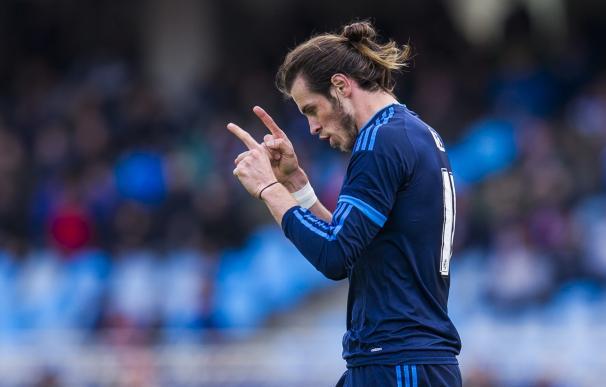 Silencio y otro puñetazo en la mesa en la emisora 'Rac1' con el gol de Bale