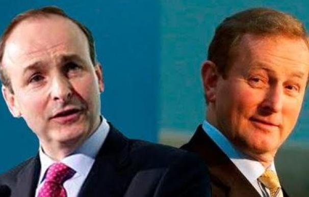 Los dos enemigos históricos llegan a un acuerdo para formar Gobierno dos meses después de las elecciones en Irlanda
