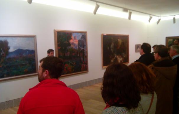 Visita guiada en asturiano por el Museo de Bellas Artes