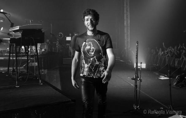 Max Gazzè actuará en mayo en Madrid y Barcelona