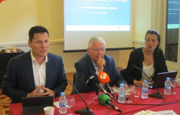 Un 16% de estudiantes catalanes de FP y Bachillerato quieren crear su empresa