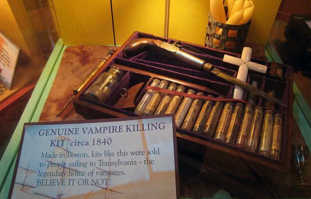 Kit para matar un vampiro