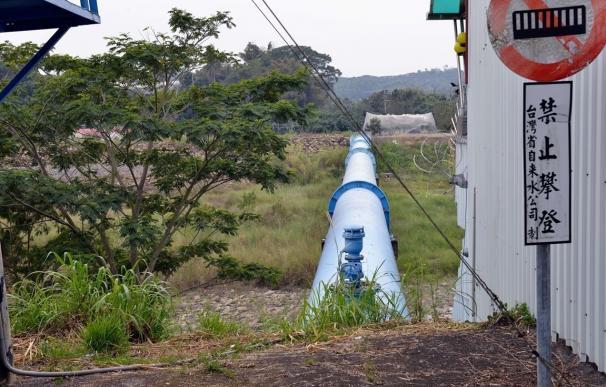 Una empresa de detección de fugas de agua colaborará en labores de reparación en Taiwán tras el terremoto