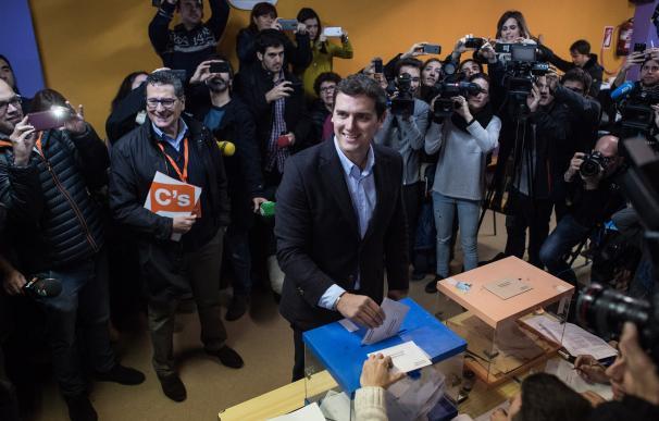 Las imágenes de las elecciones más decisivas de la historia