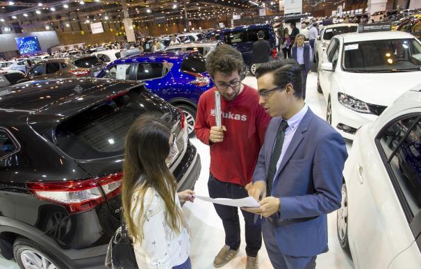 El Salón del Vehículo de Ocasión de Madrid de 2017 facturará 70 millones y venderá más de 4.500 coches