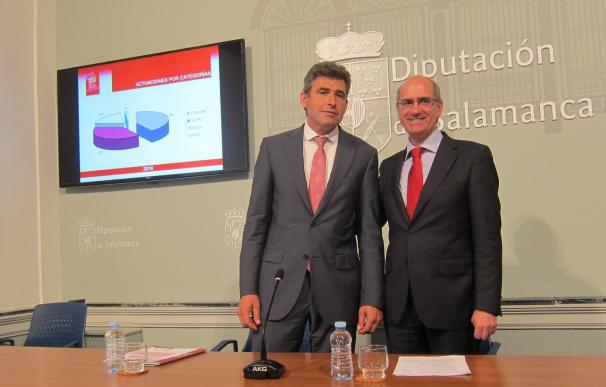La Diputación de Salamanca aportará cerca de 400.000 euros en ayudas para actividades culturales en los municipios