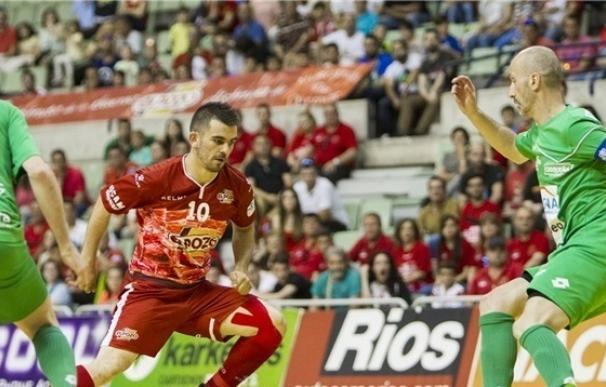 (Previa) ElPozo Murcia y Magna Gurpea buscan el título en Guadalajara