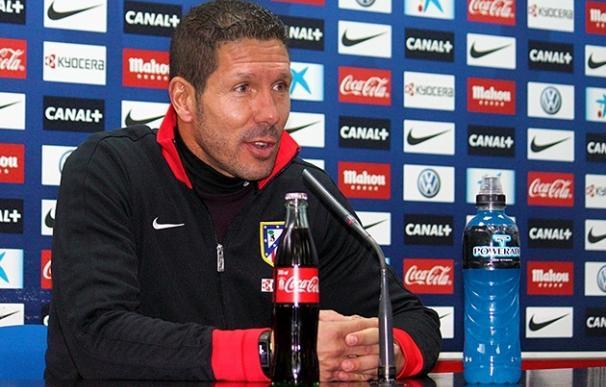 En el Atlético es difícil tener un papel secundario con Simeone