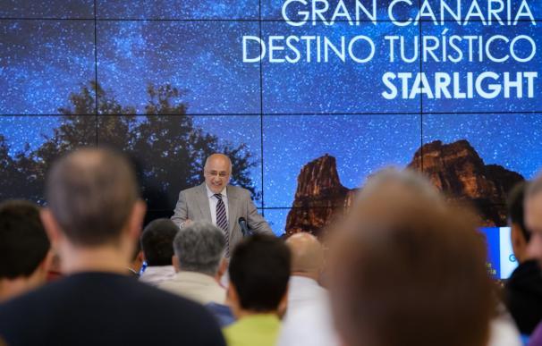 Gran Canaria prepara su candidatura ante la UNESCO para ser Destino Turístico Starlight