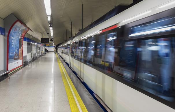 Metro refuerza un 58% la línea 10 por el partido Real Madrid-Atlético de Madrid