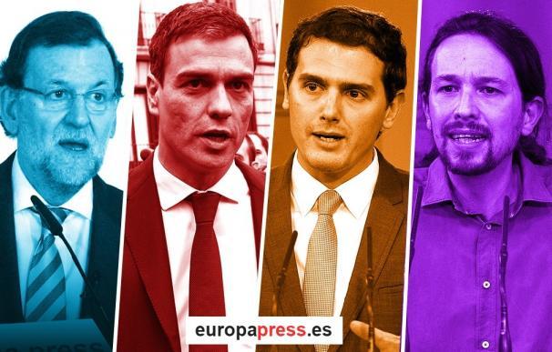 Rajoy e Iglesias, los líderes más comentados en las redes durante la campaña electoral