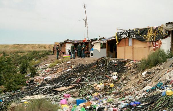 Trece clanes de la droga han caído en la Cañada Real desde 2012