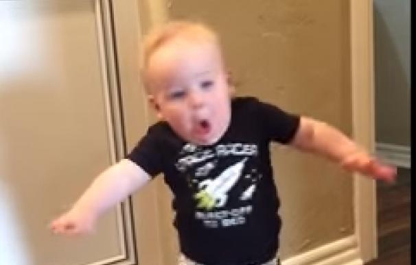 Niño ¡UY! (Youtube)