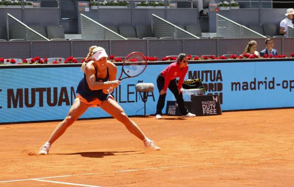 Kerber recupera el número uno mundial y Muguruza cae al séptimo puesto
