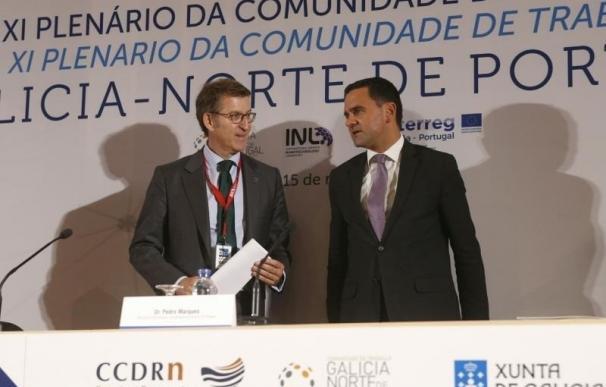 Galicia y Norte de Portugal trasladan sus demandas para la cumbre ibérica en temas de transporte, emergencias y turismo