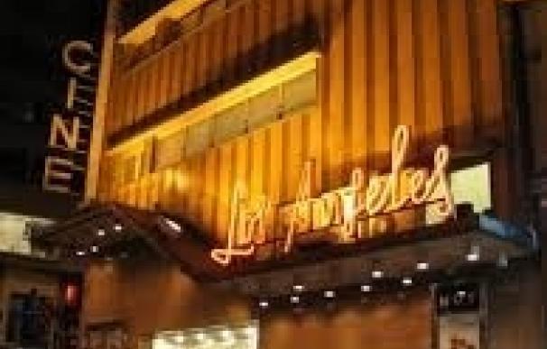 El cine Los Ángeles de Santander, el más barato de España