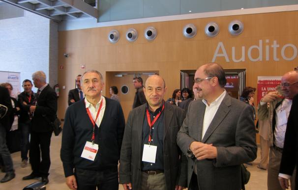 """Álvarez (UGT) trabajará para que los programas de las fuerzas políticas estén """"llenos"""" de propuestas del sindicato"""