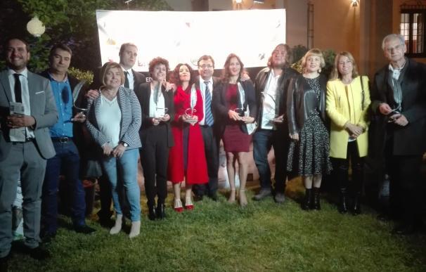 La asociación Avuelapluma entrega en Cáceres sus Premios anuales en defensa de la calidad y la libertad de expresión