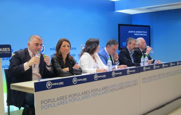 """Bendodo asegura que el PP """"no está"""" ni en el debate ni en la búsqueda de candidatos para las elecciones"""