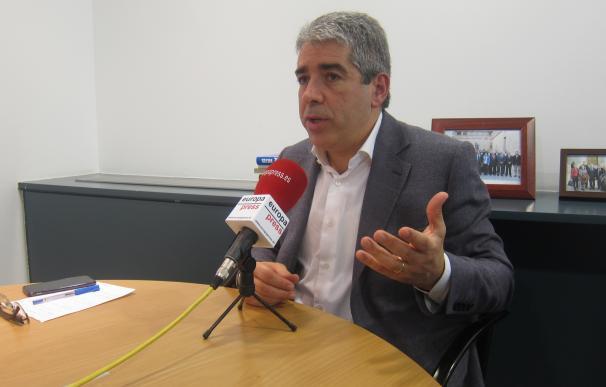 """Homs vería """"fantástico"""" que Mas liderase una lista conjunta CDC-ERC pero ve muy difícil que prospere"""