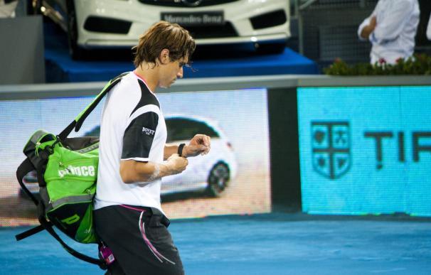 Los palcos municipales del Open de Tenis se reparten entre colectivos ciudadanos