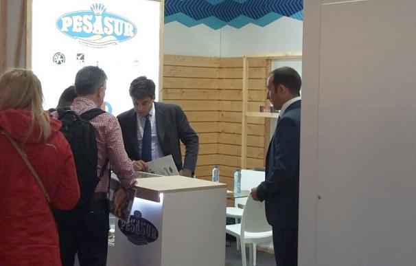Extenda apoya a las empresas agroalimentarias andaluzas en la Feria Seafood Expo Global de Bruselas