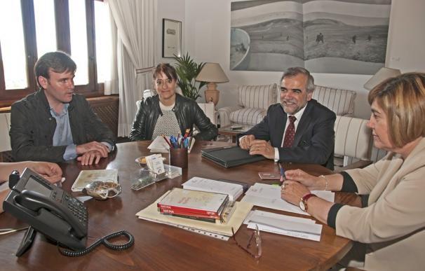 La Diputación de Cáceres entrará a formar parte de la junta directiva de la Asociación de Municipios Ruta de la Plata