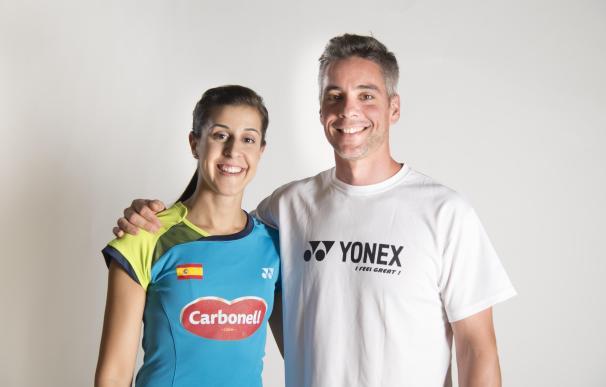 'Gana el partido de tu vida', el libro que desvela el éxito de Carolina Marín y de su entrenador