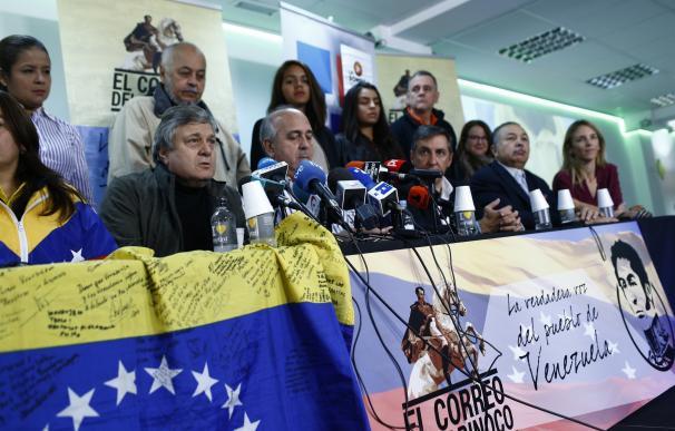 Parlamento asturiano pide libertad presos políticos en Venezuela con voto en contra de IU y abstención de Podemos
