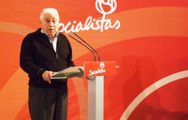 Fallece Antonio Fernández, el militante y candidato más veterano del PSOE leonés, a los 100 años de edad