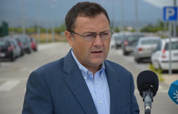 Heredia (PSOE) muestra el rechazo de Andalucía a la nueva senda de déficit que propone el Gobierno