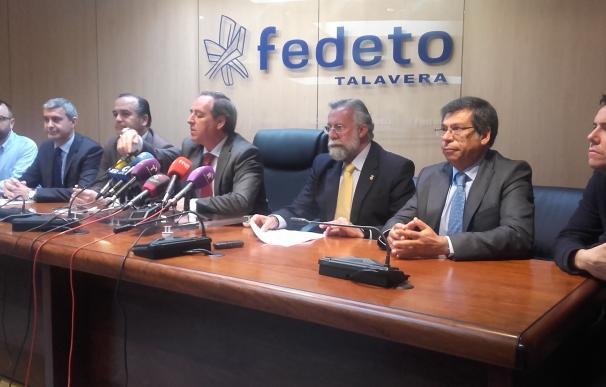 Fedeto propone nuevas estrategias de desarrollo para Talavera y su comarca a través de las zonas de inversión de la UE