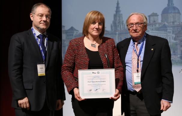 La catedrática Elena Vecino gana el primer premio THEA-SEG al mejor artículo científico sobre glaucoma