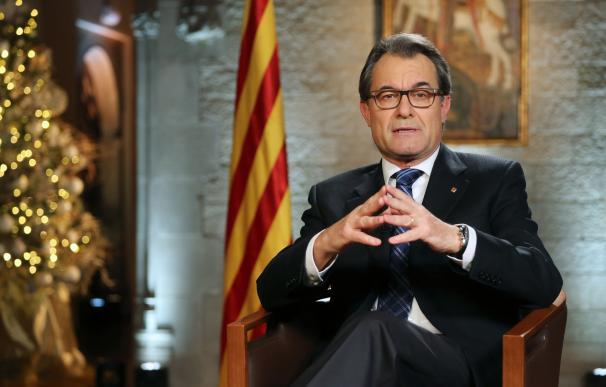 """Mas afirma que Catalunya y toda España necesitan gobiernos """"estables y abiertos al pacto"""""""