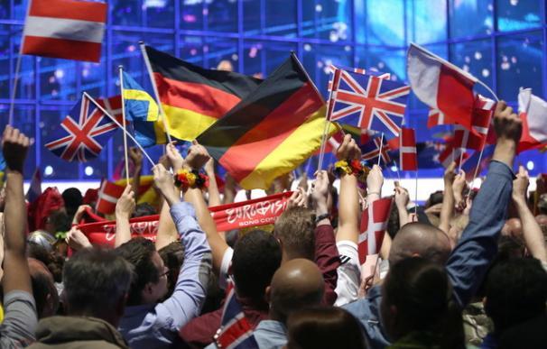 ¿Qué banderas se pueden llevar a Eurovisión 2016?