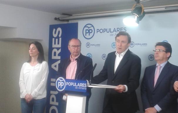"""Hernando (PP) ve """"mucho mejor"""" nuevas elecciones sin """"caretas"""" que un gobierno """"PSOE-Podemos-independentistas"""""""