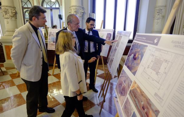 El Ayuntamiento impulsa nueve actuaciones en arqueología urbana y prevé llevar a cabo visitas culturales