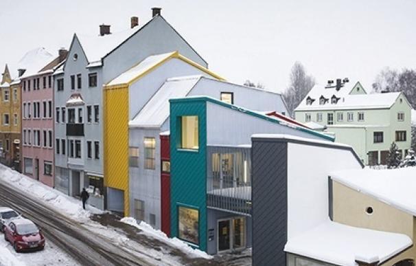 """La arquitectura es """"un reflejo de la sociedad"""""""