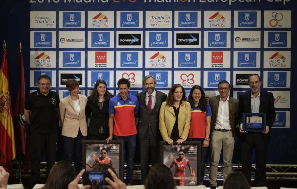 """José Hidalgo: """"Teníamos el mejor triatlón pero nos faltaba el escenario"""""""