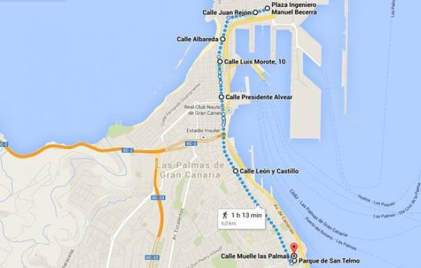 Reyes Magos 2016: Horario y recorrido de la cabalgata de Las Palmas de Gran Canaria