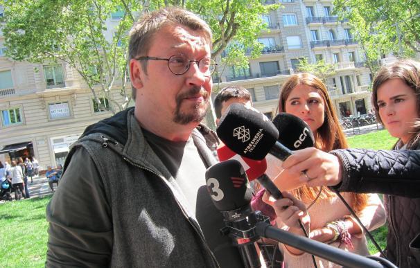 """Domènech (EnComúPodem) pide una """"gran movilización"""" contra el recurso a la ley de pobreza energética"""