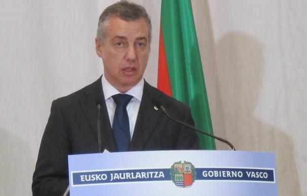"""Urkullu ve """"con esperanza"""" el diálogo iniciado entre la Generalitat y el Gobierno central"""