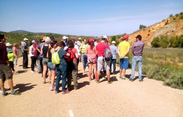 La UCLM se suma al Geolodía con una salida guiada por la laguna de Pétrola y el río Guadiana en Las Tablas de Daimiel