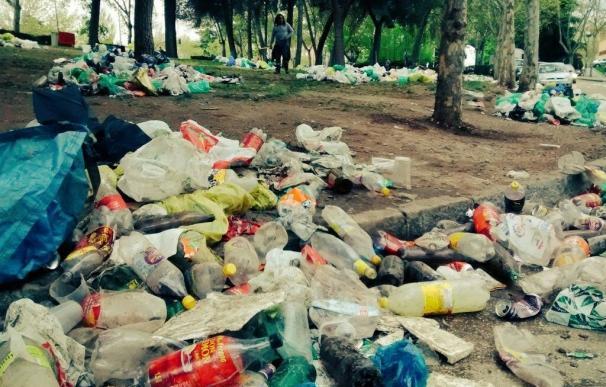 """Andradas (UCM) recalca que una fiesta no puede """"arrasar"""" el campus y llama a respetar el """"patrimonio de todos"""""""