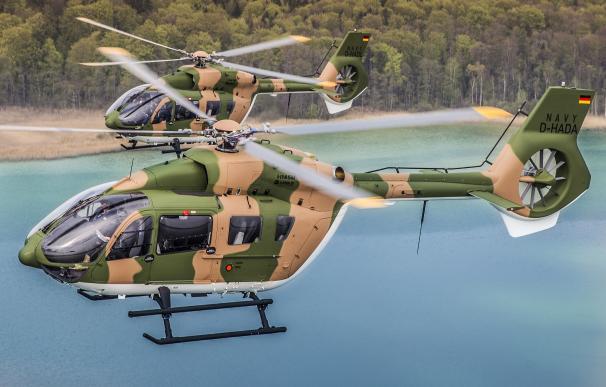 Airbus entrega dos primeros helicópteros H145M a la Real Marina de Tailandia