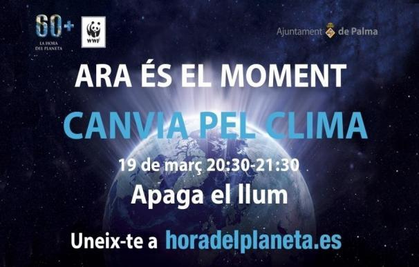 Palma, finalista de 'El desafío de las ciudades de la Hora del Planeta 2015-2016'